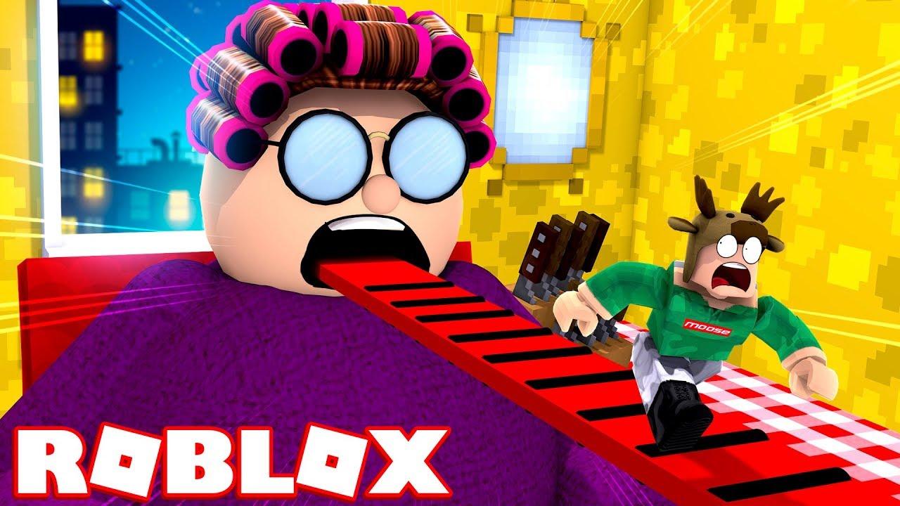 Escape Evil Grandma S House In Roblox Youtube - Escape Evil Grandma S House In Roblox Youtube