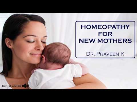 Is it safe to take homeopathic medicine while breastfeeding