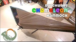 A Peek at the Dutchware Chameleon Hammock