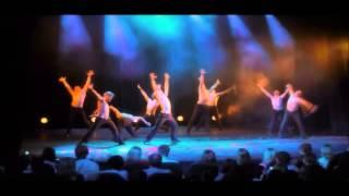 Шоу под дождем г. Ульяновск
