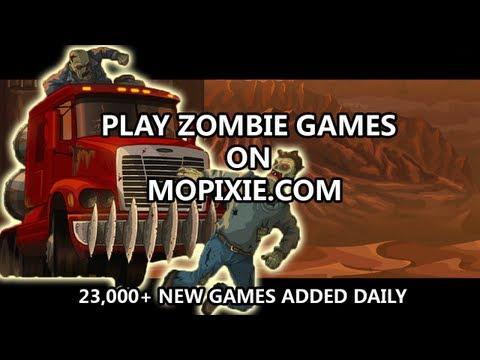 Games of Zombies Earn To Die 2012