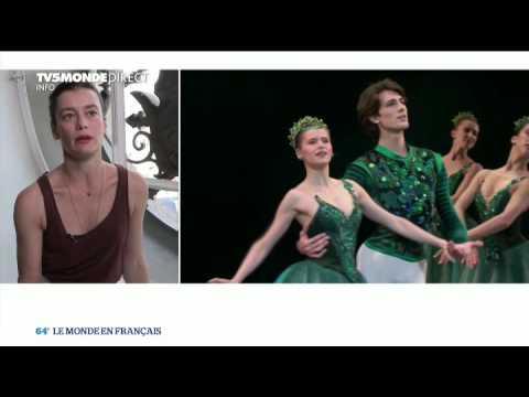 Aurélie Dupont, ambassadrice du Ballet de l'Opéra National de Paris