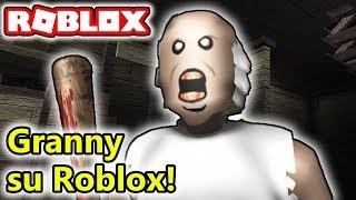 Granny su Roblox! - Giochiamo online a Granny! - Android - (Salvo Pimpo's)