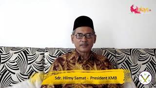 Hilmy Samat   KMB President 2017