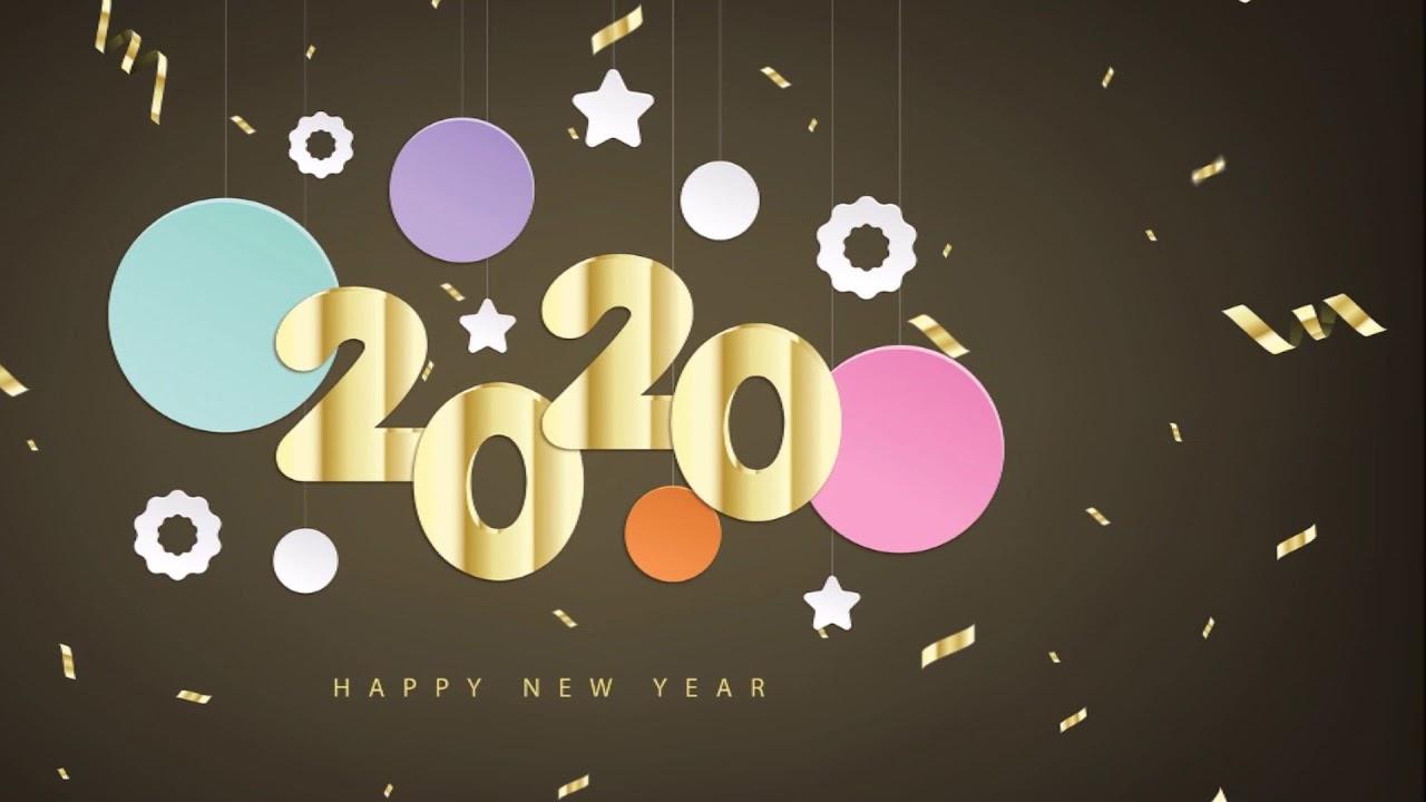 Happy New year 2020 / Best Whatsapp Status Wishes ...