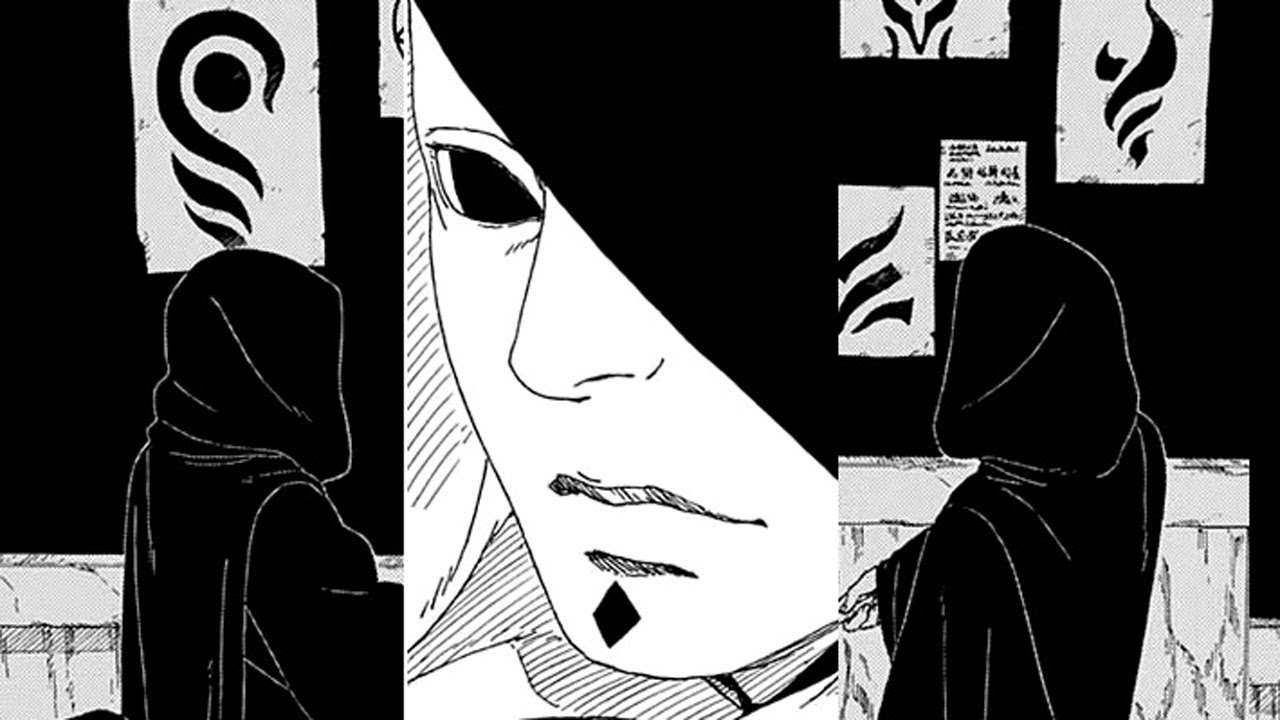 Boruto 15 Manga Chapter Review - Kara the Organization of Evil ...