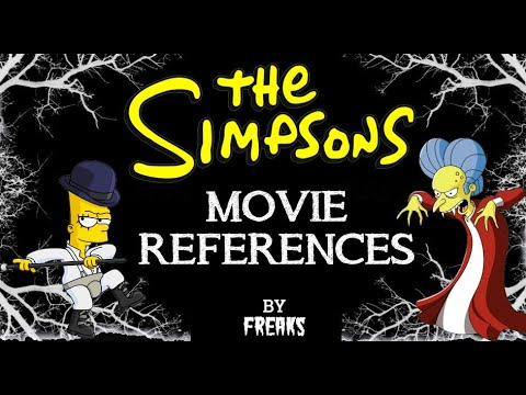 The Simpsons Movie References By Freaks