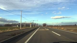 北海道道109号新帯広空港線(Part2):道道1157号交点~道道62号交点[帯広市]