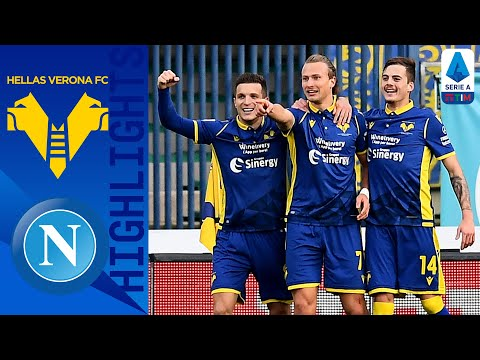 Helas Verona Napoli Goals And Highlights