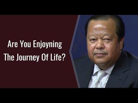 Are You Enjoying The Journey Of Life ? - Prem Rawat