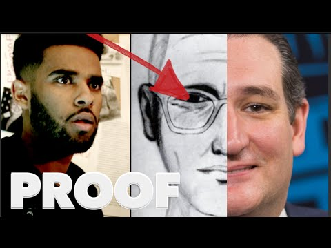 PROOF that Ted Cruz is the Zodiac Killer