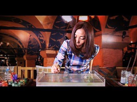 Ebru: Art Therapy