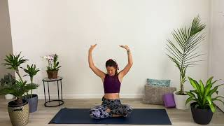 Yoga Class for Healing Series with Sheena : Episode 1