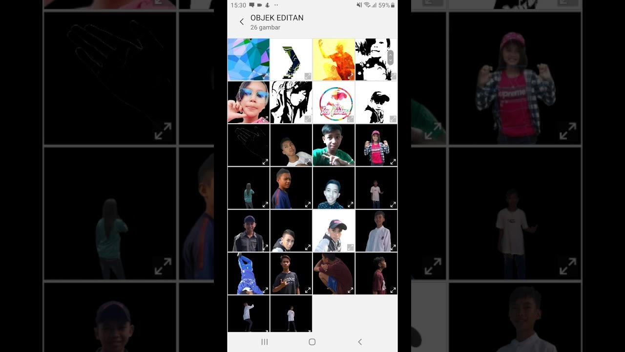 Wcara Mmbuat Wallpaper 3D Menggunakan Foto Kalian Sendiri Menggunakan Android Dan Ios