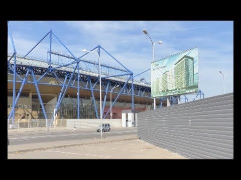АТН Харьков: Скандальная застройка у стадиона
