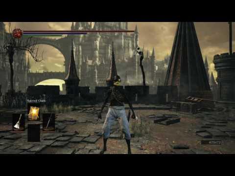 Dark Souls 3 sacred oath of sunlight vs sacred oath