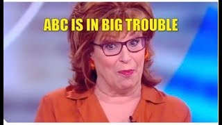 ABC IS ABOUT TO PAY BIG PRICE FOR BEHAR'S RECENT COMMENTS SHE MADE ON THE VIEW!