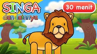 Lagu Anak | Singa dan Lainnya | 30 Menit
