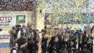 2010-2011 Sezonu Bayan Basketbol Ligi Şampiyonu FENERBAHÇE