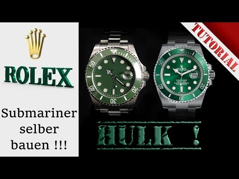 Repeat Restauration D Une Rolex Oyster Perpetual 200m Submariner