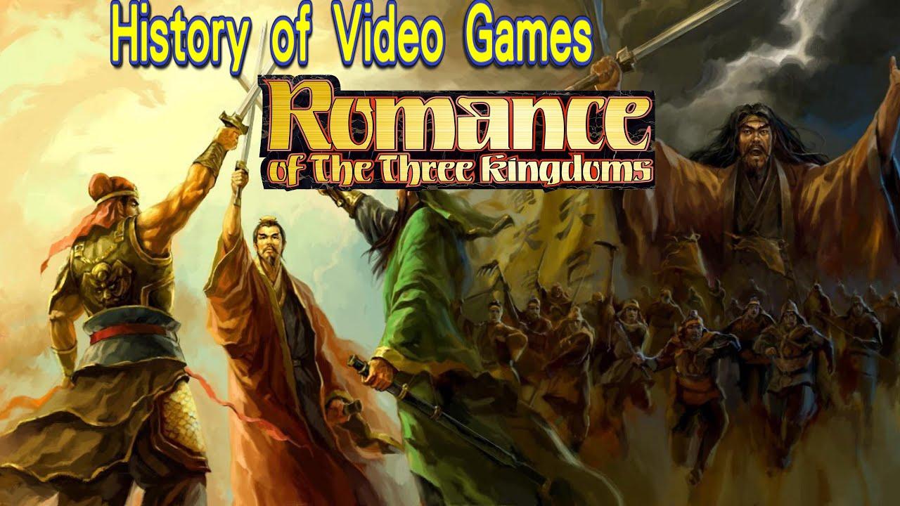 History of 三國志 Romance of the Three Kingdoms 1-13 (1985-2016) 삼국지 – Video Game History