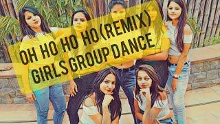 Oh Ho Ho Ho (Remix) | Girls Dance choreography I Easy steps I Irrfan Khan I Guru Randhawa | Sukhbir