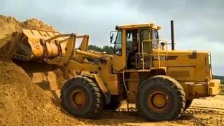 FIAT ALLIS FR15B loader at work. PLEASE SUBSCRIBE!!