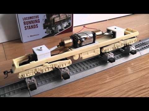 OO gauge DC Kits class 89 / Bachmann drive test run