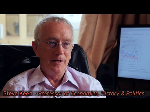 Professor Steve Keen   A Real Media Interview