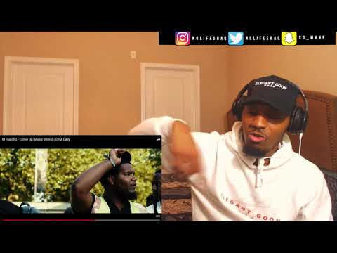 M Huncho - Come Up [Music Video]   GRM Daily   REACTION