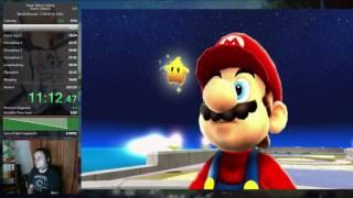 Super Mario Galaxy Any% (Mario) Speedrun in 2:53:27