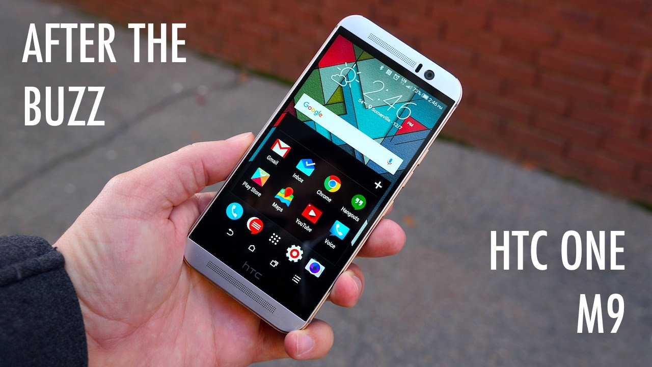 Download HTC One M9 – After The Buzz, Episode 50 | Pocketnow