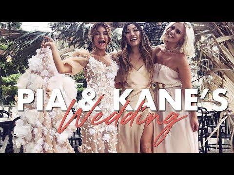 PIA & KANE MUEHLENBECKS WEDDING