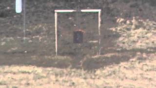 22 rimfire plinking at Rayners Range to 400 yards