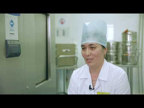 Фильм ко Дню медицинской сестры Городская поликлиника №6 г.Нур-Султан