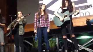 Cimorelli - It Comes Natural by George Straight at YouTube Space LA