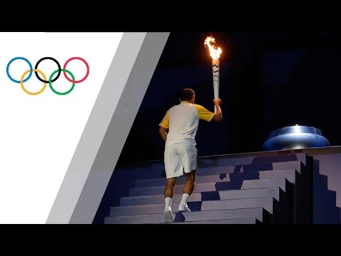 The Story of Vanderlei de Lima, The Man Who Lit the Rio 2016 Olympic Cauldron
