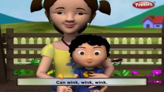 I Have A Pretty Dolly | Nursery Rhymes With Lyrics | Nursery Poems | 3D Nursery Rhymes For Children