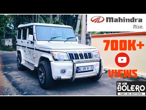 All New Mahindra Bolero Zlx 2015 Modified India S No 1