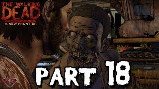 """The Walking Dead Season 3 A New Frontier Episode 5 """"From The Gallows"""" Part 18 PC Walkthrough"""