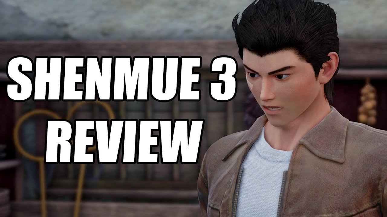 Shenmue 3 Review - The Final Verdict (Video Game Video Review)