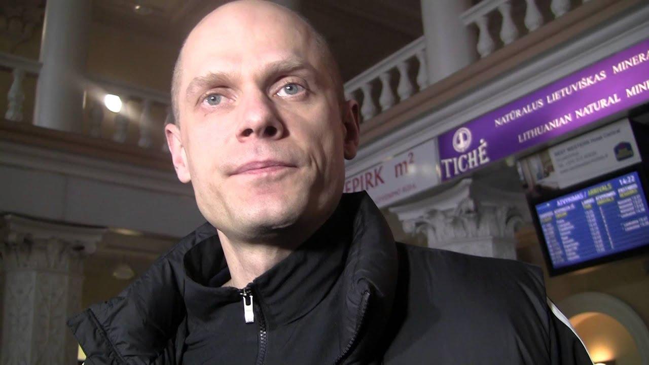 S.Štombergas: neketiname sustoti -- vienas iš tikslų -- patekti į ketvirtfinalį (Krepsinis.net)