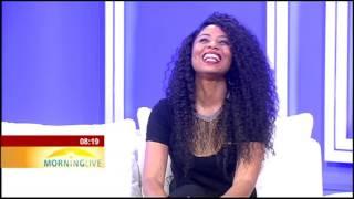 Lungi Naidoo on her latest album titled Black Diamond