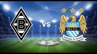 man city vs m gladbach 4 2 champions league 2015 all goals vs highlights