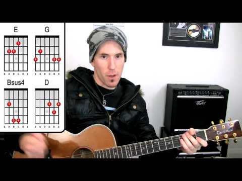How to play 'Cats In The Cradle' Guitar Lesson - Easy Beginners Tutorial