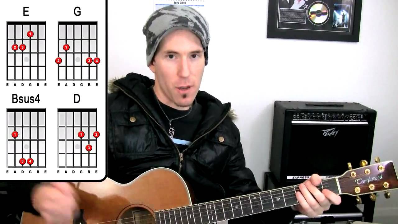 How to play 'Cats In The Cradle' Guitar Lesson   Easy Beginners Tutorial