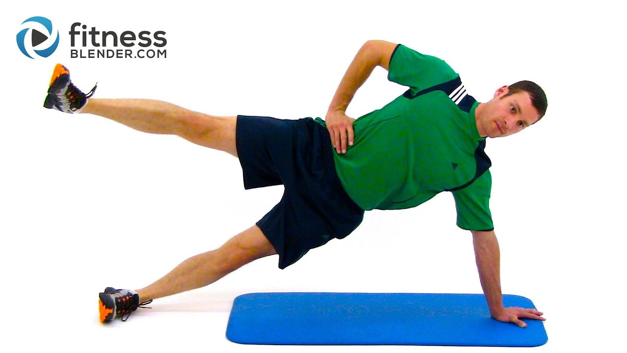 Bodyweight Workout for Mass - Core and Leg Workout for Men ...