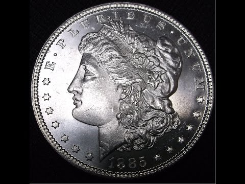 Morgan Silver Dollars Worth $5,000-20,000? Maybe Not So Rare - Will You Find One?