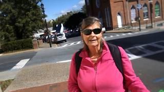 Lady on The Street Interview ,Red Hen Restaurant ,Lexington Virginia