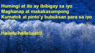 Seek Ye First [A Tagalog Rendition]